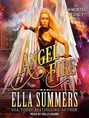 cover image of Angel Fire