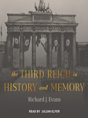 cover image of The Third Reich in History and Memory