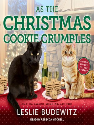 cover image of As the Christmas Cookie Crumbles