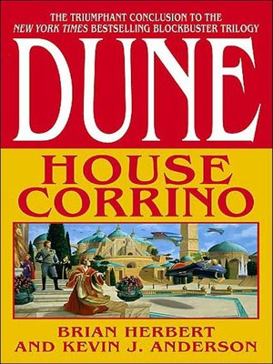 cover image of House Corrino
