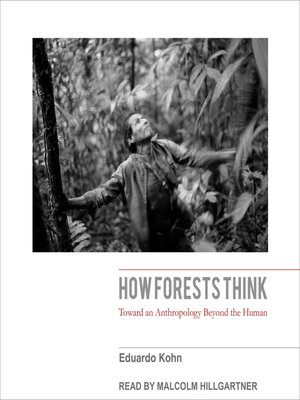cover image of How Forests Think