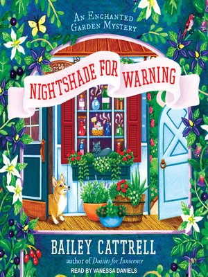 cover image of Nightshade for Warning