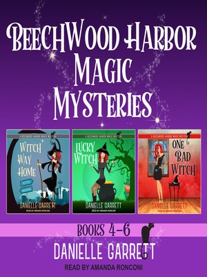 cover image of The Beechwood Harbor Magic Mysteries Boxed Set, Books 4-6