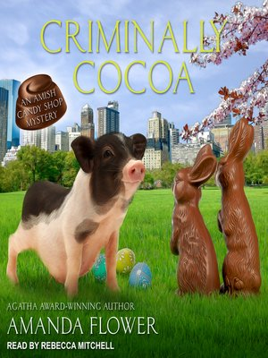 cover image of Criminally Cocoa