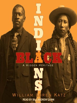 cover image of Black Indians