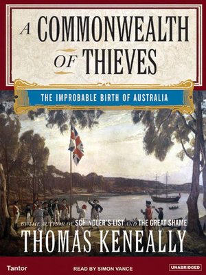 cover image of A Commonwealth of Thieves