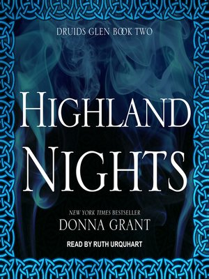 cover image of Highland Nights