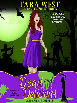 cover image of Dead and Delicious