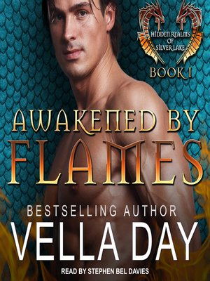 cover image of Awakened by Flames