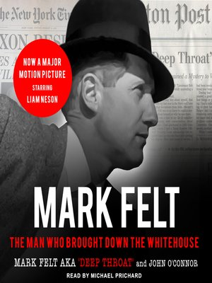 cover image of Mark Felt