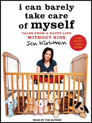 cover image of I Can Barely Take Care of Myself