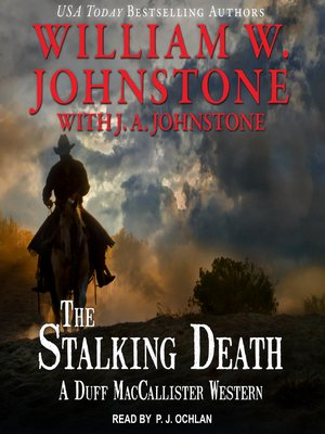 cover image of The Stalking Death