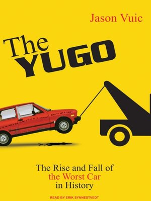 cover image of The Yugo