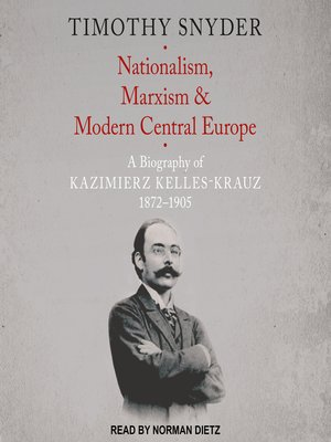 cover image of Nationalism, Marxism, and Modern Central Europe