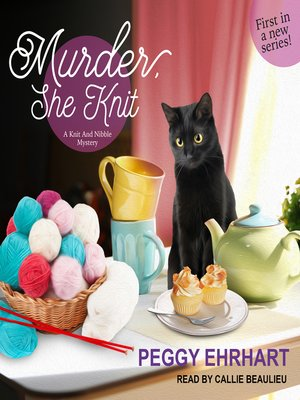 cover image of Murder, She Knit