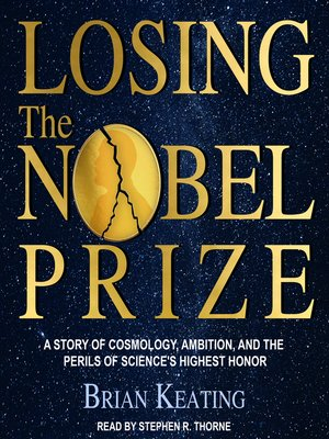 cover image of Losing the Nobel Prize