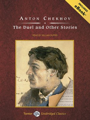 cover image of The Duel and Other Stories