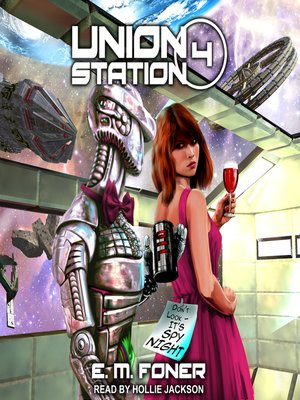 cover image of Spy Night on Union Station