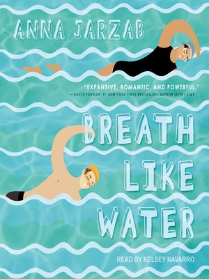 cover image of Breath Like Water