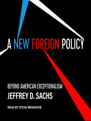 cover image of A New Foreign Policy