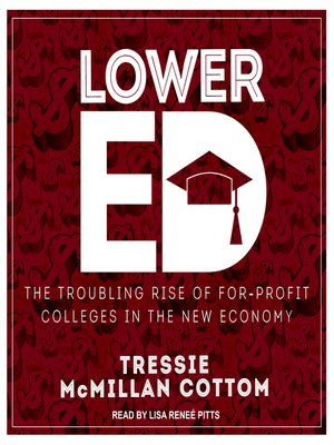 cover image of Lower Ed