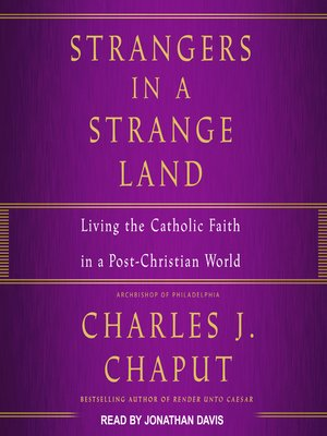 cover image of Strangers in a Strange Land