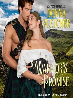 cover image of A Warrior's Promise