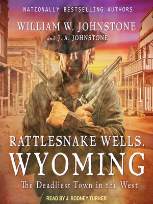 cover image of Rattlesnake Wells, Wyoming Series, Book 1