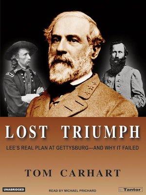 cover image of Lost Triumph