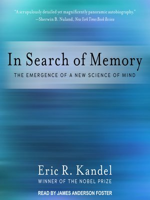cover image of In Search of Memory