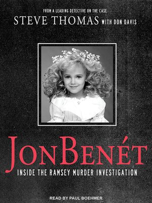 cover image of JonBenet