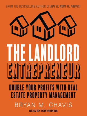 cover image of The Landlord Entrepreneur
