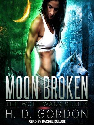 cover image of Moon Broken