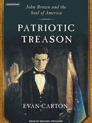 cover image of Patriotic Treason