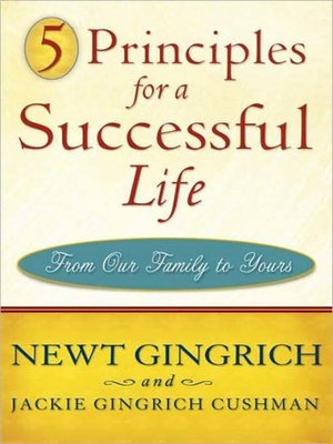cover image of 5 Principles for a Successful Life