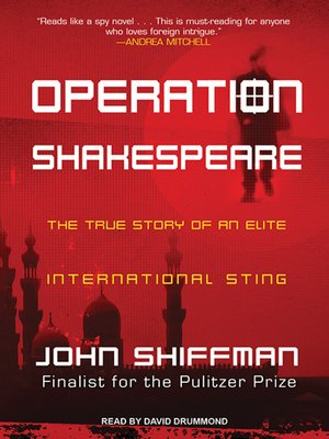 cover image of Operation Shakespeare
