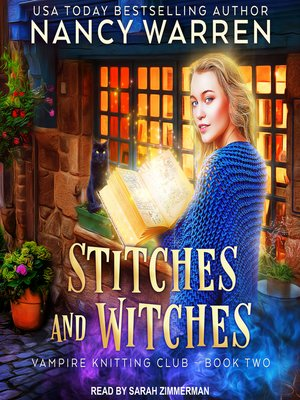 cover image of Stitches and Witches
