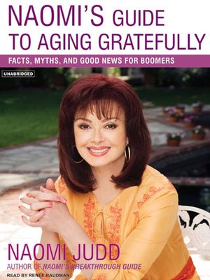 cover image of Naomi's Guide to Aging Gratefully