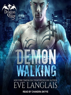cover image of Demon Walking