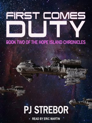 cover image of First Comes Duty