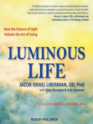 cover image of Luminous Life