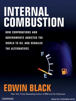 cover image of Internal Combustion