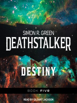 cover image of Deathstalker Destiny