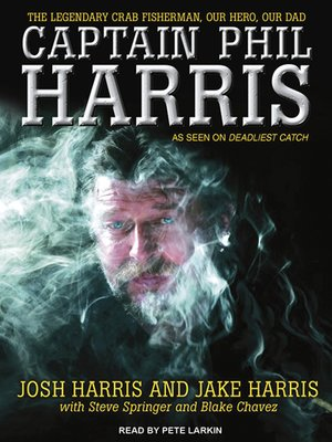 cover image of Captain Phil Harris