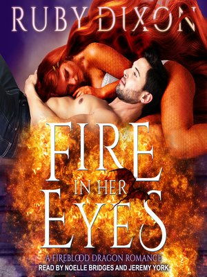 cover image of Fire In Her Eyes