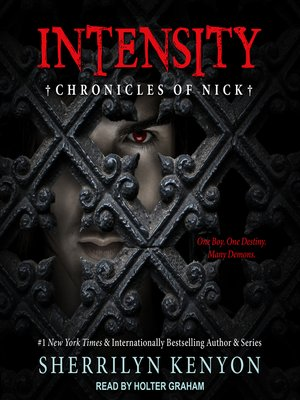 cover image of Intensity--Chronicles of Nick