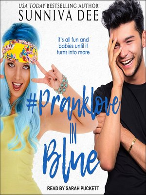 cover image of #PrankLove in Blue
