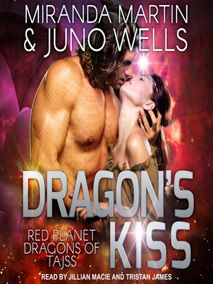 cover image of Dragon's Kiss