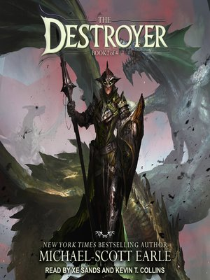 cover image of The Destroyer Book 2