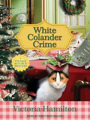 cover image of White Colander Crime